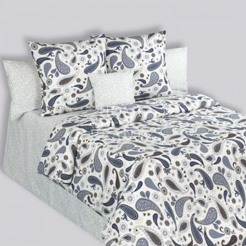 COTTON DREAMS КПБ Capriccio 1,5 сп (215*160, 215*150, 70*70*2)  4670024920491