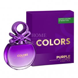 BENETTON Colors Purple EDT 50ML