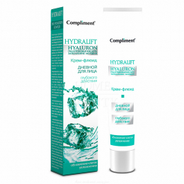 COMPLIMENT HYDRALIFT HYALURON Дневной крем-флюид 50мл
