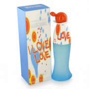 MOSCHINO I LOVE LOVE EDT SPRAY 50ML