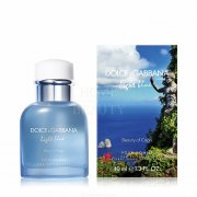 DOLCE & GABBANA LIGHT BLUE POUR HOMME BEAUTI OF CAPRI 40мл