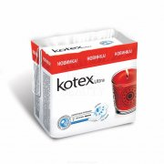 KOTEX Прокладки ULTRA DRY&SOFT NIGHT 7 шт