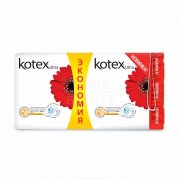 KOTEX Прокладки ULTRA DRY&SOFT NORMAL DUO 20 шт