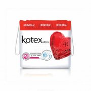 KOTEX Прокладки ULTRA DRY&SOFT SUPER 8 шт