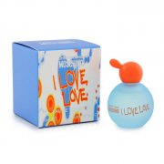 MOSCHINO I LOVE LOVE EDT 4.9ML mini
