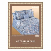 КПБ COTTON DREAMS Infiniti  Евро (240*260,220*220,2*70*70)