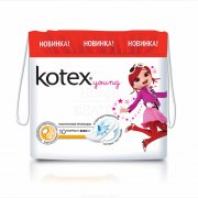 KOTEX Прокладки ULTRA YOUNG NORMAL 10 шт