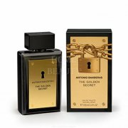 ANTONIO BANDERAS GOLDEN SECRET for men EDT SPRAY 100 мл